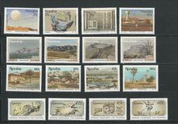 Namibie: 655/ 658 + 663/ 674 ** - Namibie (1990- ...)