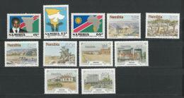 Namibie: 625/ 635 ** - Namibie (1990- ...)