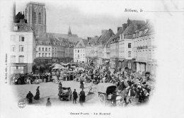 62 Bethune, Grand'place, Le Marché - Bethune