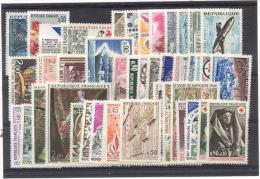 France Année Complète  1973  * * TB  Cote 35 Euro - Frankreich