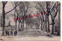 47 -  AGEN -  COURS VICTOR HUGO - EDITEUR M. SOLANILLA - Agen