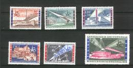 BELGIUM 1958 - EXPO - Neufs