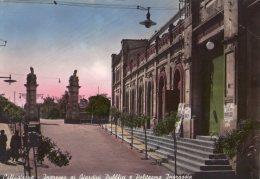 CALTAGIRONE...TEATRO INGRASSIA..CARTOLINA CAMPIONE..CATANIA..SICILIA - Otras Ciudades