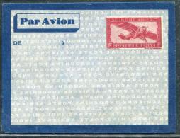 INDOCHINE - ENTIER POSTAL - ACEP N° PA EN 1 - LUXE - Indochine (1889-1945)