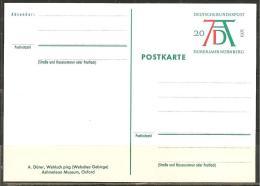 = BRD - Ganzsache/Postkarte * = - [7] République Fédérale