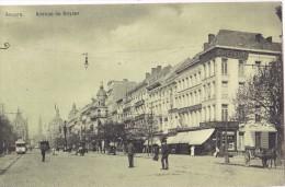 Anvers- Antwerpen   Avenue De Keyser - Antwerpen