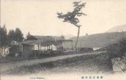 8139 - Old At Hakone - Japon