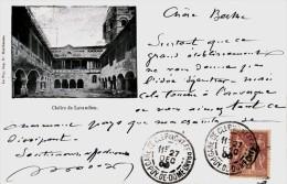 LAVAUDIEU - Le Cloître - Précurseur 1900 - TOP - France