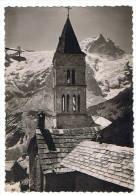 38- L'oisans En Dauphine -la Neige Vue Des Terrasses - France