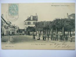 PLACE DU MARCHE - Montgeron