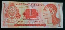 1 Lempira 1996  UNC - Honduras