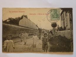Rozérieulles : Entrée Du Village. - Metz Campagne