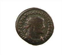 Romaines - Dioclétien - Antoninien - Concordia Militum -  D.Sear N° 112635 - TB - 5. L'Anarchie Militaire (235 à 284)