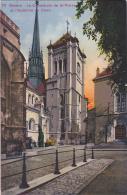 Geneve , Switzerland , 00-10s ; La Cathedrale De St-Pierre Et L'Auditoire De Calvin - GE Ginevra