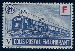 Timbre Pour Colis-postaux 1943 Y&T N° 203 Neuf - Colis Postaux