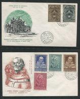 Nº AB150 / Vatikan / Lot/4 FDC - Stamps
