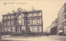 59 - Dunkerque - Le Palais De Justice (animée) - Dunkerque