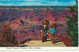 GRAND CANYON - ARIZONA - Indiens De L'Amerique Du Nord