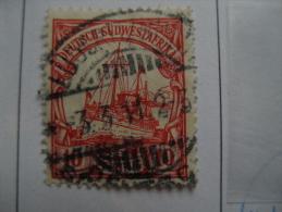 Ausland Sud West Afrika 1906 Michel 26 B - Colony: German South West Africa