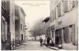 MIONS - Hotel Giroud - Grande Rue      (61521) - Autres Communes