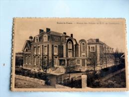 Carte Postale Ancienne :  BRAINE LE COMTE : Maison Des Oblates  , Timbre - Braine-le-Comte