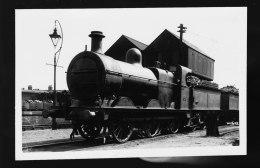 LOCOMOTIVE BRITISH GNR 060   ORIGINAL REAL PHOTOGRAPHS CO LTD / - Trains