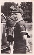 Scouts Prince Boudewijn   Belgium ( Rood 5116 - Koninklijke Families