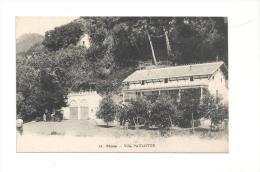 CPA Algérie TENES  Villa Paulette à Ténés De 1921 - Algérie