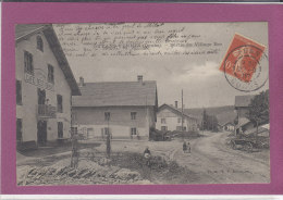 25.- GUYANS-VENNES .- Partie Du Village Du Bas - Sonstige Gemeinden