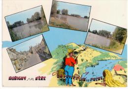 Aubigny Sur Nere - Un Petit Coin De Pêche-multivues - Aubigny Sur Nere