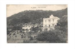 CPA Algérie TENES  Villa Pauline à Ténés De 1921 - Algérie