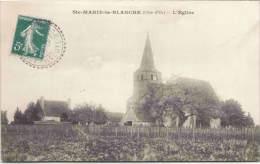 SAINTE-MARIE-la-BLANCHE - L'Eglise - Autres Communes