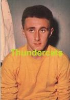 1960'S IMAGE CHROMO FOOTBALL ** 60'S TRADING CARD FOOTBALL ** VOETBAL KAARTJE ** ST TRUIDEN VAN DEN BEMP ST TROND - Trading Cards
