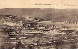 Camp De Lacourtine - Le Mess Et Pavillons Des Officiers -  L.G. - Casernes