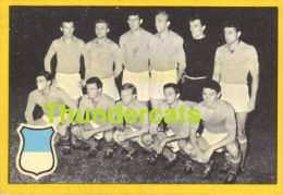 1960'S IMAGE CHROMO FOOTBALL ** 60'S TRADING CARD FOOTBALL ** VOETBAL KAARTJE ** MAPLE LEAF  YOUGOSLAVIE YOUGOSLAVIA - Trading Cards