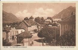 La Roche -sur-Foron -- Place De La Grenette - La Roche-sur-Foron