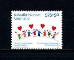 GROENLAND 2007  N° 458 **  Neuf = MNH Superbe Cote: 2,50 € Amnesty Enfants Ballons Coeurs Heart - Sin Clasificación