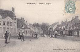 59. Nord : Wormhoudt . Route De Bergues . - Wormhout