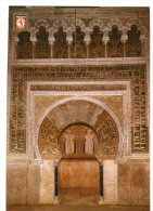 Cordoba - Mezquita Catedral - El Mihrab - Córdoba