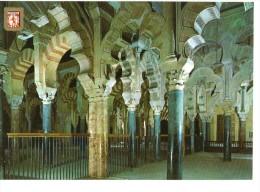 Cordoba - Mezquita Catedral -  Mihrab Y Naves De Alhahen II - Córdoba