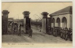 ORAN  -  Contrôle Des Marchandise à La Porte De Tlemcen  -  Ed. LL, N° 188 - Oran