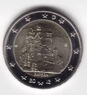 @Y@   Duitsland 2 Euro Commemorative 2012  BAYERN  G - Germany