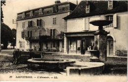 SAUVETERRE L'ABREUVOIR,VACHES,HOTEL ROSPIDE REF 34948 - Sauveterre De Bearn
