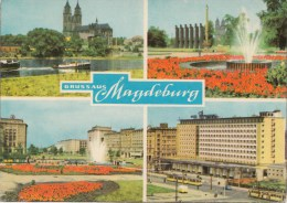 ZS41950 Magdeburg    2 Scans - Magdeburg