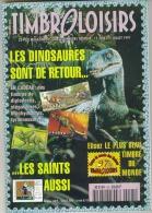 Magasine  100 Pages Timbroloisirs Thème Les Dinosaures Sont De Retour  N:95  De 1997 - Zeitschriften