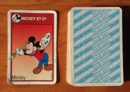 Jeu De 7 Familles De 42 Cartes Disney Ducale Junior - Autres