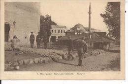 MACEDOINE  - YENITZE VARDAR - Mosquée - Macédoine