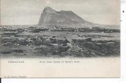 GIBRALTAR - Rock From Queen Of Spain 's Chair - Gibraltar