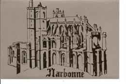 11 NARBONNE  Cathedrale ARGENT / CPM VIERGE Non Circulée / Impeccable +++++ - Narbonne