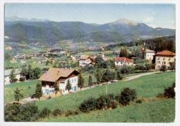 MALOSCO, PANORAMA, VG 1968, FORMATO GRANDE    **** - Trento